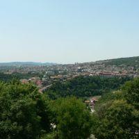 Гледка към града / View to the city, Велико Тарново