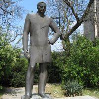 Statue of Nikola Piccolo (1792-1865), Велико Тарново