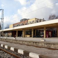 Bulgaria - Karlovo - Карлово - Гарата, Карлово