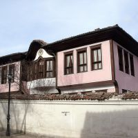 Bulgaria - Dabene - Карлово - Творчески дом, Карлово