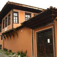 Мазаковата къща, Карлово