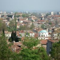 Asenovgrad - panorama, Асеновград