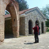 Тюлбето и Казанлъшката куполна гробница, Казанлак
