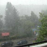 Лятна буря - Казанлък, Казанлак