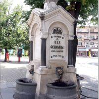 Drinking fountain / Лъвовата чешма, Казанлак