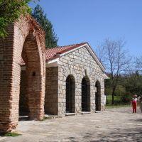 Казанлык. Тракийская гробница, Казанлак