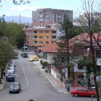 Казанлык (панорама), Казанлак