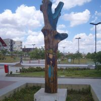 Monumento em homenagem ao plantio do fumo, Арапирака