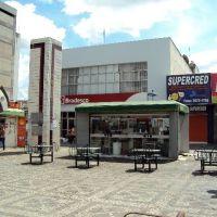 Praça Deputado Marques da Silva, Centro de Arapiraca, Арапирака