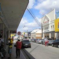 Rua João Ribeiro Lima, Арапирака