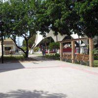 Praça Luiz Pereira Lima, Арапирака