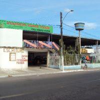 Rua Delmiro Gouveia, Арапирака