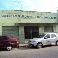 Sindicato dos Trabalhadores e Trabalhadoras Rurais de Arapiraca-AL, Арапирака