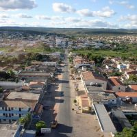 Vista Parcial de Seabra, Алагойнас