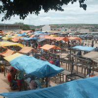 Feira de Seabra - Bahia, Алагойнас