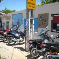 Estacionamento de motos, Алагойнас