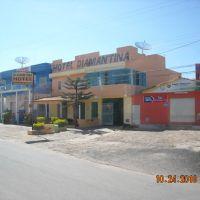 Hotel Diamantina, Алагойнас