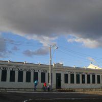 Ginásio do Padre e Museo Pedagógico, Виториа-да-Конкиста