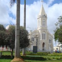 Igreja Matriz Nossa Senhora da Vitoria, Виториа-да-Конкиста