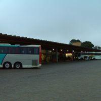 Coach station - Vitória da Conquista, Bahia, Brazil, Виториа-да-Конкиста