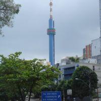 Torre da Tv Itapuã, Витория
