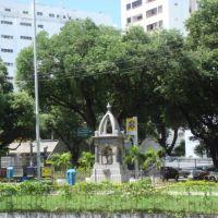 Praça John Lagerwood Paterson, Витория