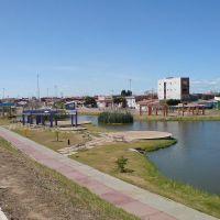 Parque Lagoa do Calú.., Жуазейро