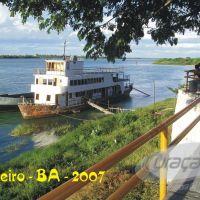 Barcas ancoradas, Жуазейро