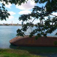 Navio adernado, Жуазейро