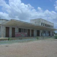 Antiga Estação Ferroviaria, Жуазейро