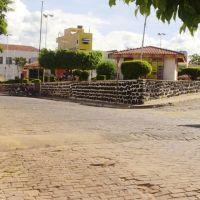 Praça do Correio, Илхеус