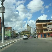 Itabuna - Avenida Juracy Magalhães 01, Итабуна