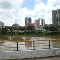 Itabuna - Jardim Vitória visto da ponte, Итабуна
