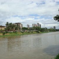 Itabuna - Fernando Cordier vista da ponte, Итабуна