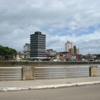 Itabuna - Centro visto da Beira Rio 01, Итабуна