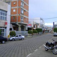 Praça Augusto de Carvalho, Итапетинга