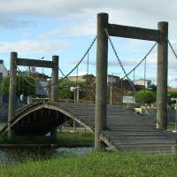 Parque da Lagoa (Ponte) - Itapetinga (ba), Итапетинга