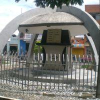 praça da biblia, Итапетинга
