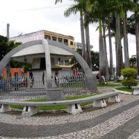 Praça da Bíblia, Итапетинга