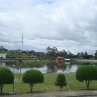 Lagoa e Parque, Итапетинга