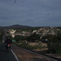 Chegando à Seabra (2010), Сальвадор