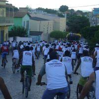 1º Passeio Ciclistico de Santa Maria da vitória-Ba, Санта-Мария