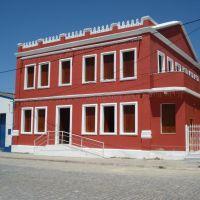 Antiga Prefeitura, Санта-Мария