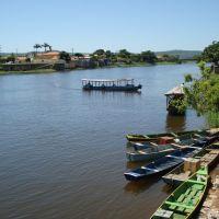 Rio Corrente, Санта-Мария