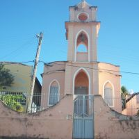 Igreja Santa Maria da Vitoria  , viagem a Bom Jesus da Lapa 2012, Санта-Мария