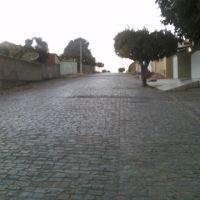 Avenida Eugênio Lira em São Félix do Coribe, Санта-Мария