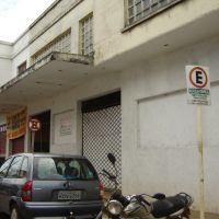 Predio onde funcionou o antigo Cine Stª Maria nas decada de 70, Анаполис