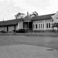 Antiga estação ferroviária de Anápolis, foi inaugurada em 07/09/1935, Анаполис