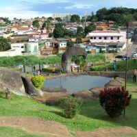 Parque e Vila Góis ao fundo, Анаполис