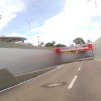 Novo Viaduto Em Anápolis, Анаполис